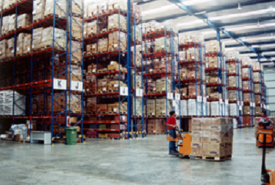 WareHouse-Inventory
