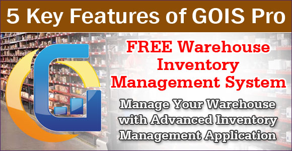 Free Warehouse Inventory Management