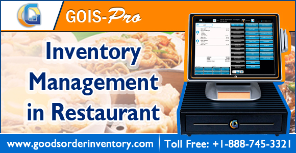 Goods Order Inventory